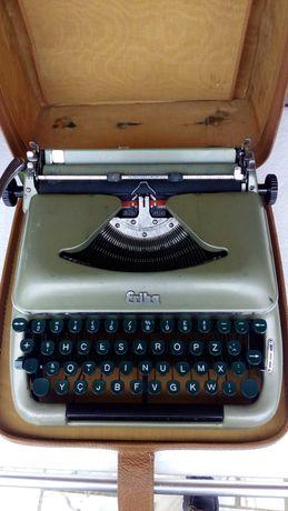 Máquina de escrever Erika - Antiguidade