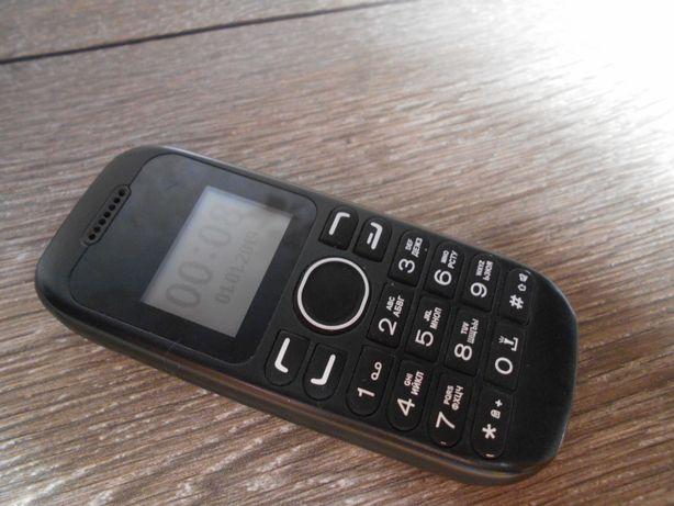мобильный кнопочный телефон nomii144 Бабушкофон 2 sim и симкарта
