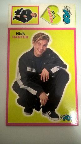 Postal Nick Carter (portes incluídos)