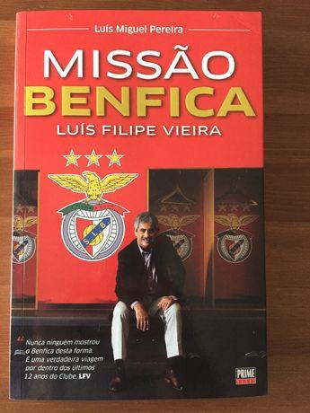 Três Livros do Benfica