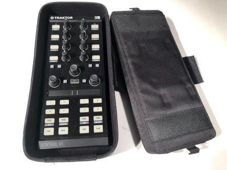 DJ контроллер Native Instruments Traktor Kontrol X1 MKII + Чехол