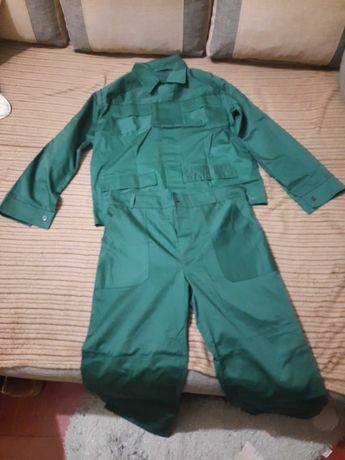 Рабочая одежда 54 размер