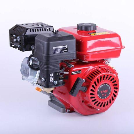 Двигатель на мотоблок бензиновый ТАТА 5/6/7/9/13/15 л.с шпонка