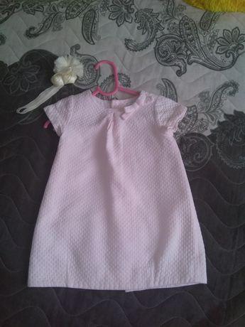 Sukienka dziewczęca Zara 92cm