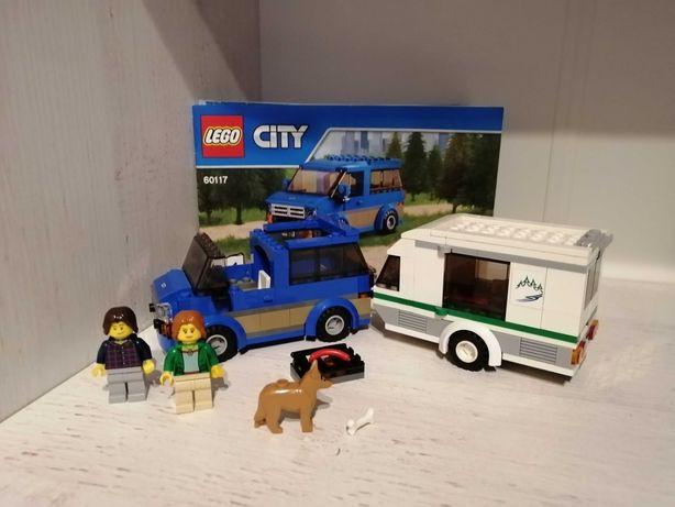 Klocki Lego 60117- Kamper