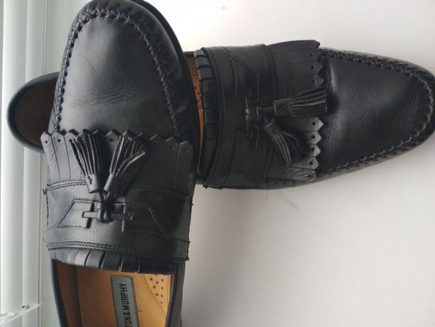 Моднячие туфли лоферы Made In Italy