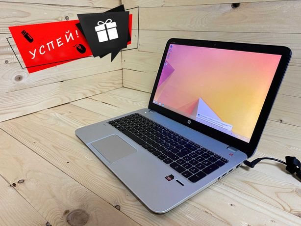 +Подарок! Подсветка клавиатуры, тонкий, игровой ноутбук HP ХП