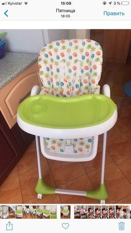 Продам детский стул для кормления Bambi, стульчик для кормления