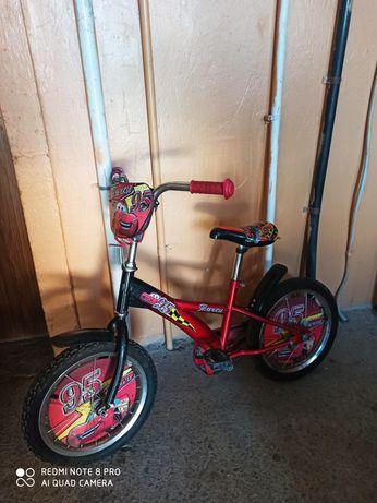"""Срочно! Продам два велосипеда для детей 1-4 года """"12""""  и 3-6 лет """"16"""""""