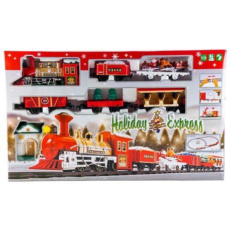 Рождественский поезд Праздничный экспресс