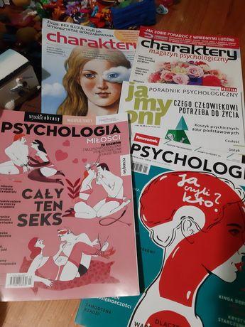 Czasopisma o tematyce psychologocznej, psychologia, choaching