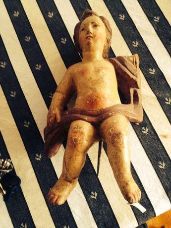 Arte sacra escultura século XVI1 espetacular sarafim