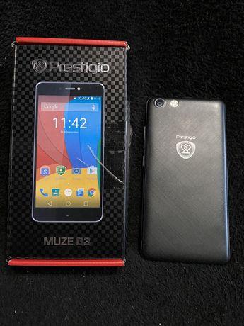 Смартфон Prestigio Muze D3 PSP3530