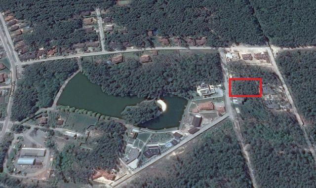 Земельный участок - Стоянка - Закрытый коттеджный городок