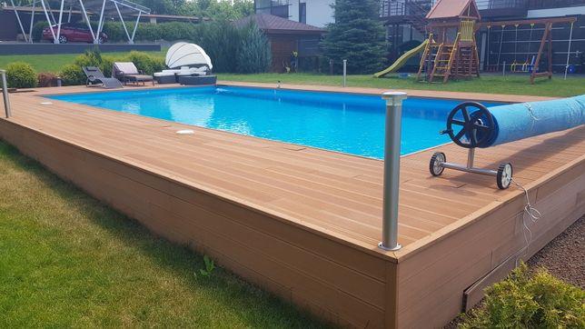 Строительство басейнов