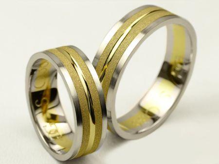 Złote Obrączki 585 S036 6mm - GOLDRUN CHORZÓW