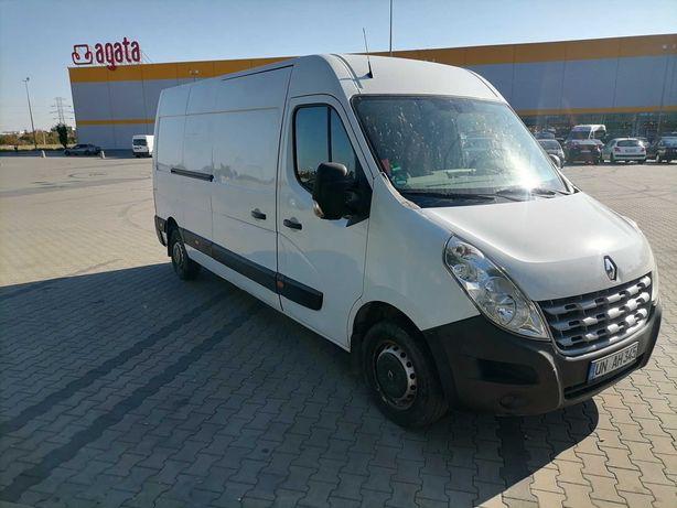Renault Master 2013r. L3H2 hak,drzwi 270 ***Lublin***