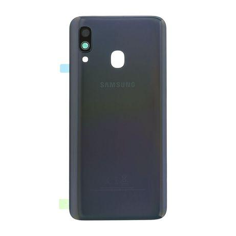 Tampa traseira vidro Samsung A40