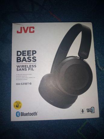 Słuchawki bluetooth JVC HA-S31BT-B