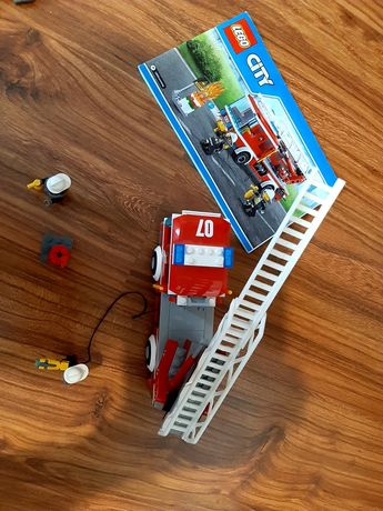 Lego 60107 straż pożarna