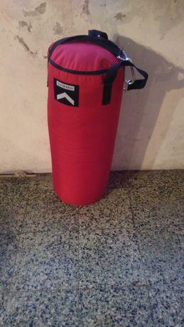 Saco de boxe como novo