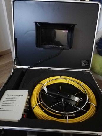 Endoscópio De Inspeção Com Câmera - 30 Metros PARA ENTREGA