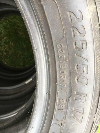 Opony Zimowe Michelin - 225 x 50 x 17