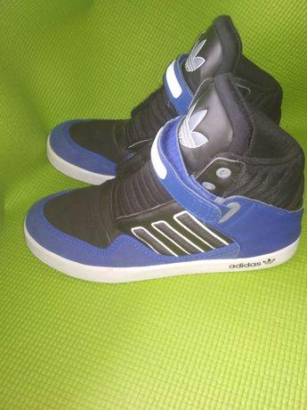 Хайтопы Adidas р.39