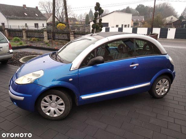 Citroën C3 Pluriel Mały i oszczędny C3 Pluriel