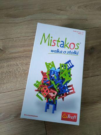 Gra Mistakos wersja dla 3 osob