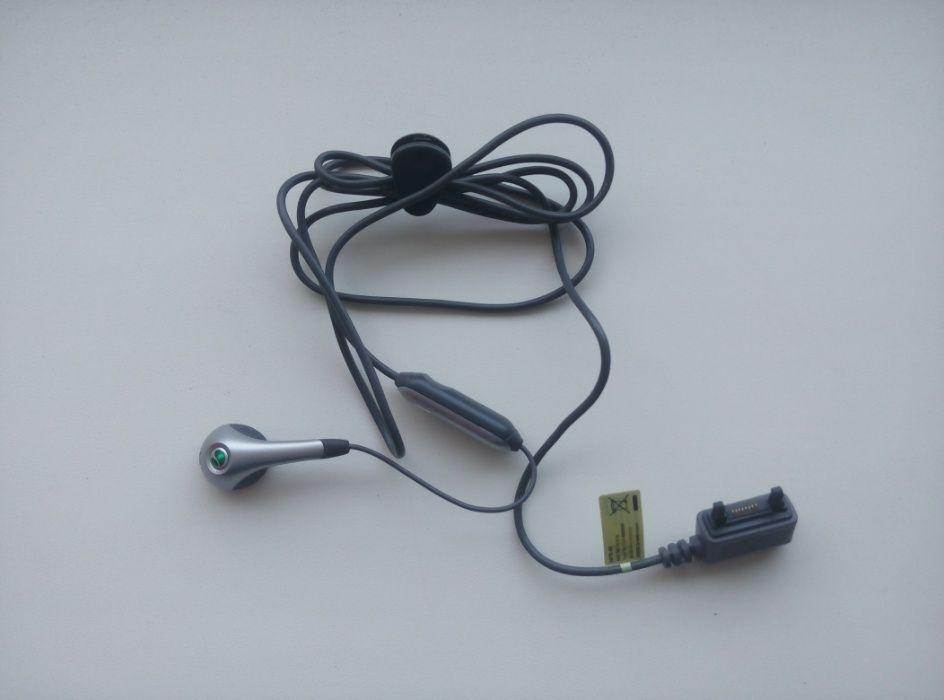 Продаю Оригинальную Гарнитуру ( Наушники ) Sony Ericsson HPB-60 Лисичанск - изображение 1