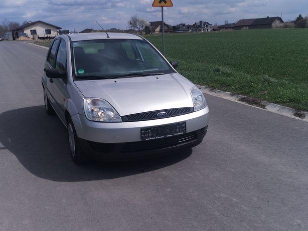 Ford Fiesta mk6 silnik 1.3 ** klimatyzacja ** Z Niemiec