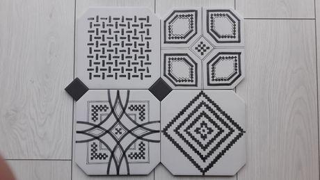 Płytki kafelki Vives Vodevil Octogono Variette Sombra 20x20