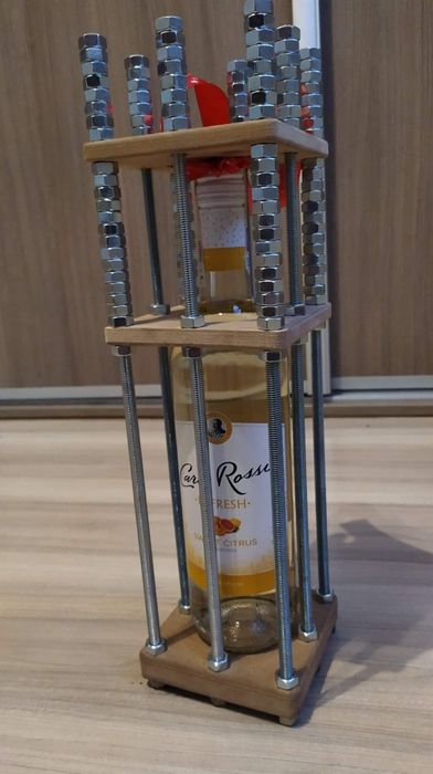 Klatka na alkohol prezent upominek Grodzisk Wielkopolski - image 1