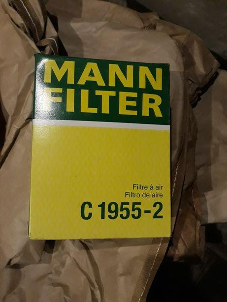 Filtr powietrza MANN C1955 polo lupo caddy ibiza cordoba arosa