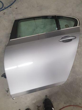 Drzwi lewy tył bmw e60 kompletne