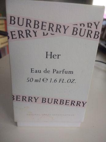 Туалетная вода barberry Her, 100% оригинал 50мл