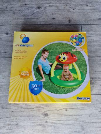 Basen basenik brodzik plus 20 piłeczek dla maluszka dzieci nowy