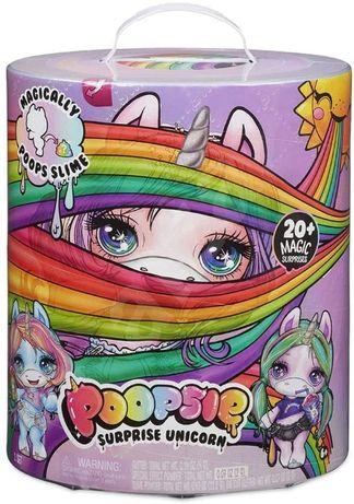 Набор Пупси Фиолетовый Единорог Слайм с сюрпризами Poopsie Slime Surpr