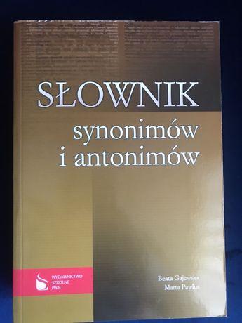 Słownik synonimów i antonimów PWN