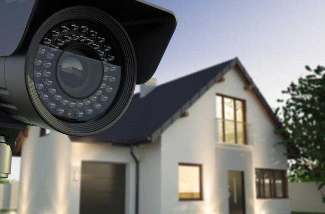 Montaż Kamer, Systemy Alarmowe SSWiN, Monitoring CCTV