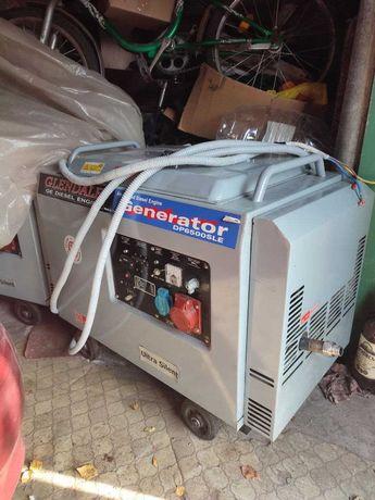 дизель генератор Glendale DP6500L-SLE/3