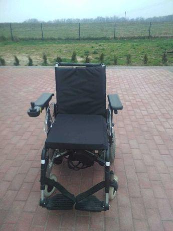 Elektryczny wózek inwalidzki Vermeiren Express VB