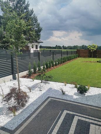 Ogrody od podstaw - usługi ogrodnicze