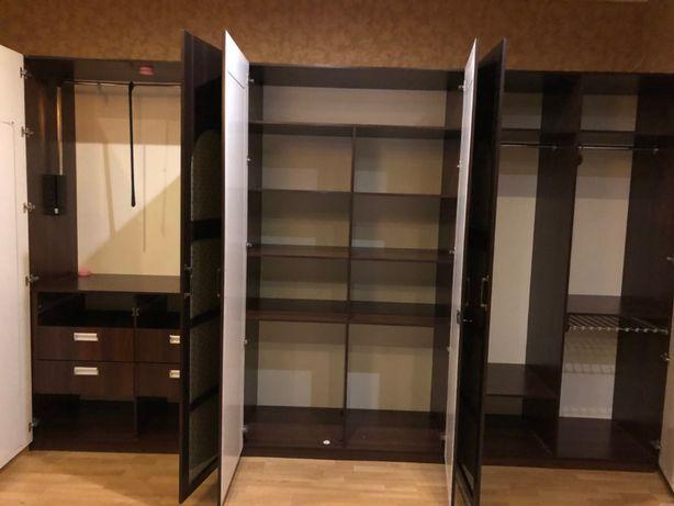 2 шкафа для одежды, как новые, делались под заказ