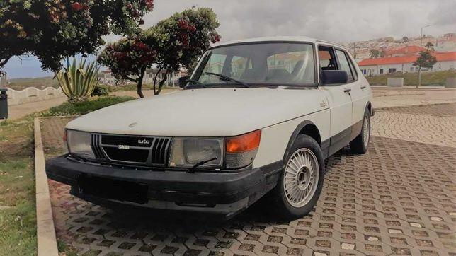 SAAB 900 turbo 1982