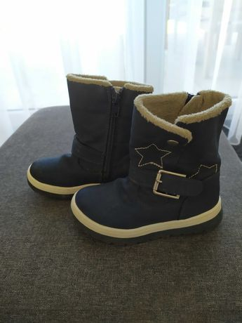 Buty zimowe dla dziewczynki, rozmiar 24, lupilu