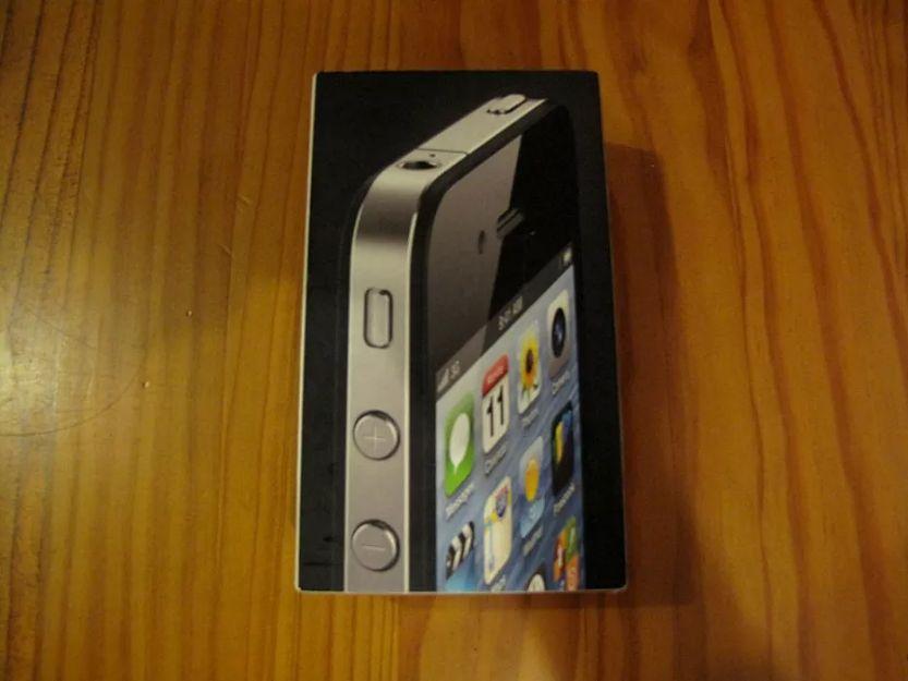 2 iPhones 4 de 8gb e 16gb Pretos (Para Peças) Esposende, Marinhas E Gandra - imagem 1