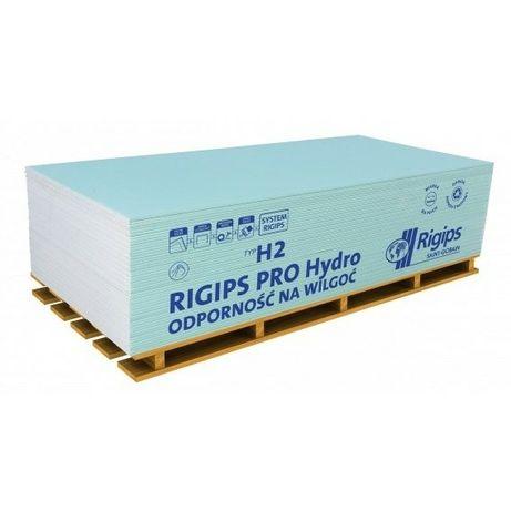 Płyta wodoodporna typ h2 120x260 gr 12,5mm