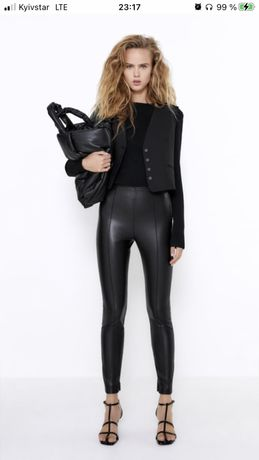 Леггинсы Zara, размер S
